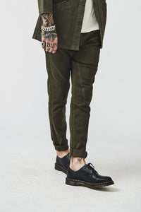 KIOKO SKINNY CHINO - HEXA GREEN - SOLD OUT