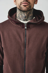 MANSI DISTRESSED HOODIE - BUTEO OX - SOLD OUT