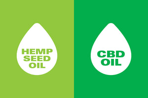 What's the Difference Between Hemp Seed Oil and CBD Oil?
