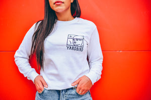 YARDBIRD ARTIST SERIES LONG SLEEVE - BY JACCO BUNT