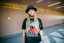 Load image into Gallery viewer, YARDBIRD CLASSIC LOGO TEE BLACK