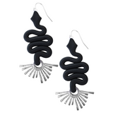 The Medusa Earrings (Mini Size)