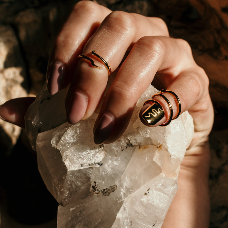 The Medusa Rings