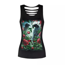 Load image into Gallery viewer, Birds of Love Sleeveless Top