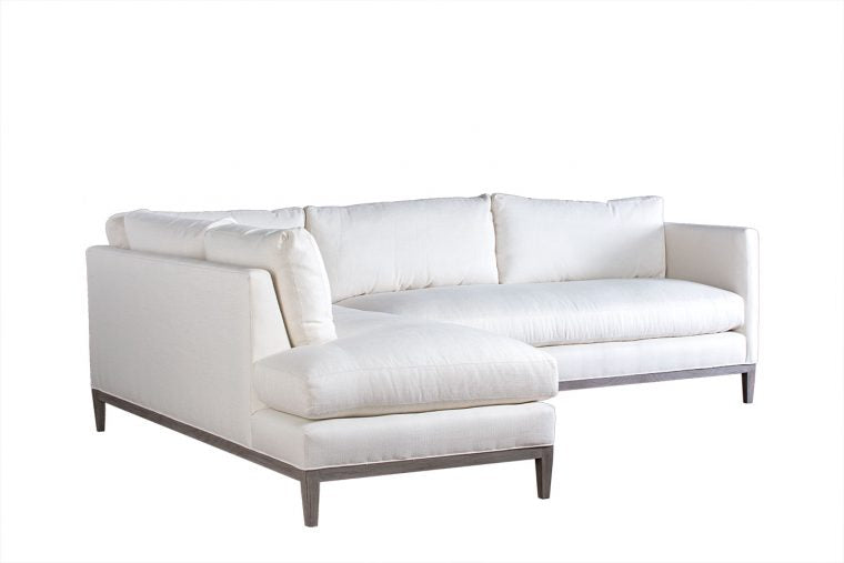 Enjoyable Holloway Sectional Sofa In Crypton Hopsack Oyster Fabric Andrewgaddart Wooden Chair Designs For Living Room Andrewgaddartcom