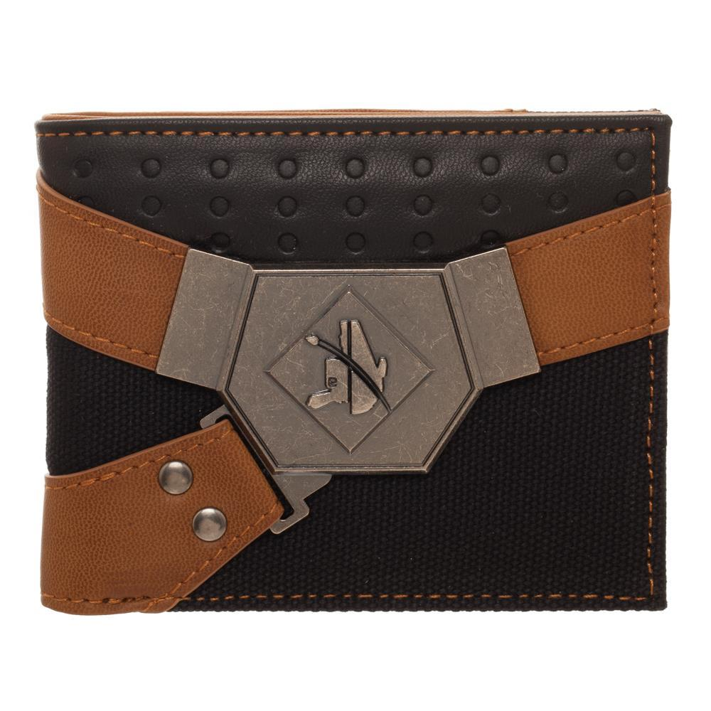 Star Wars Han Solo Weapons Holster Style Wallet