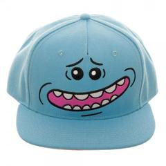 Rick and Morty Mr. Meeseeks Snapback Hat