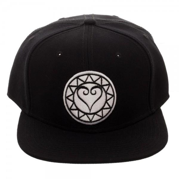 Kingdom Hearts Embroidered Snapback Cap