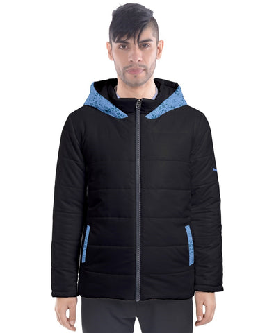 DBS Flav Men's B&B Puffer Jacket