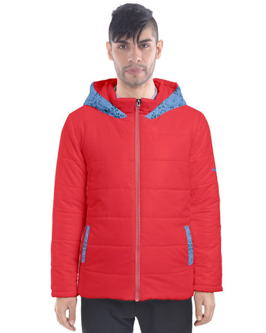 DBS Flav Men's R&B Puffer Coat