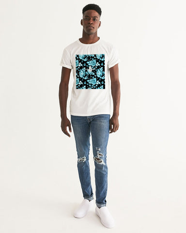 Flower-Facts-Front-2 Men's Graphic Tee