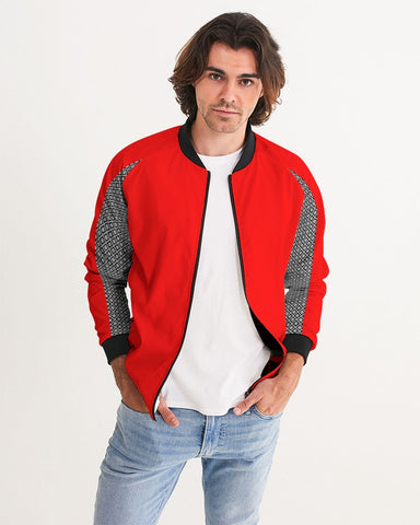 DBS Diamond Outline Red Men's Jacket