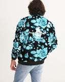 Flower-Facts-Front-2 Men's Bomber Jacket