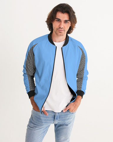 DBS Diamond Outline Blue Men's  Jacket