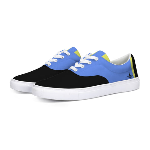 DBS Pride 2 Lace Up Canvas Shoe