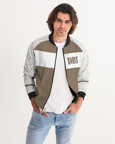 Abstract DBS 4 Men's Bomber Jacket