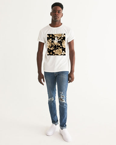 Flower-Facts 1 Men's Graphic Tee