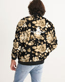 Flower-Facts 1 Men's Bomber Jacket