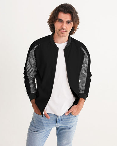DBS Diamond Outline Black  Men's  Jacket