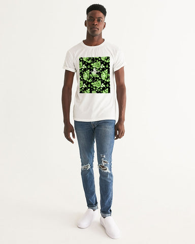 Flower-Facts-Front-3 Men's Graphic Tee