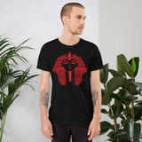 Rebirth red ink T-shirt