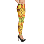 Squared Circle 3 Leggings