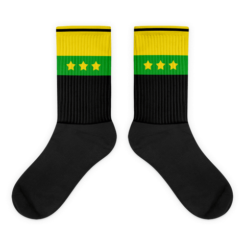 Stars Of Sengbe 2 Socks