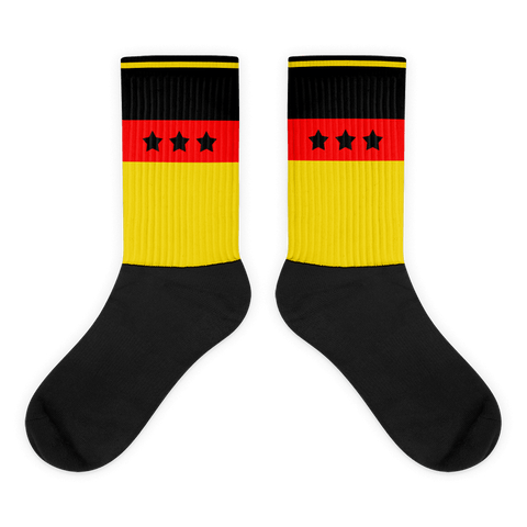 Stars Of Sengbe 4 Socks