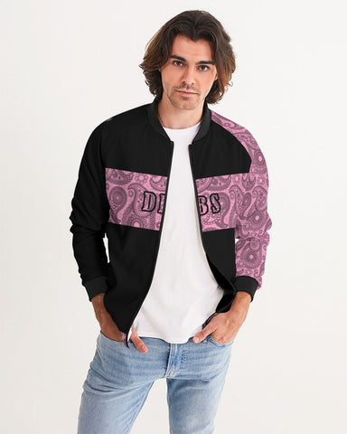 Pushin Paisely  4 Men's Bomber Jacket