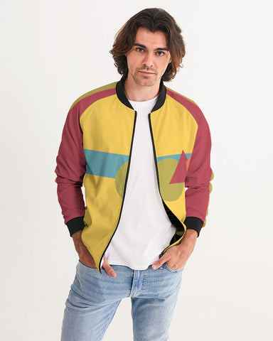 Free Flow 4 Men's Bomber Jacket