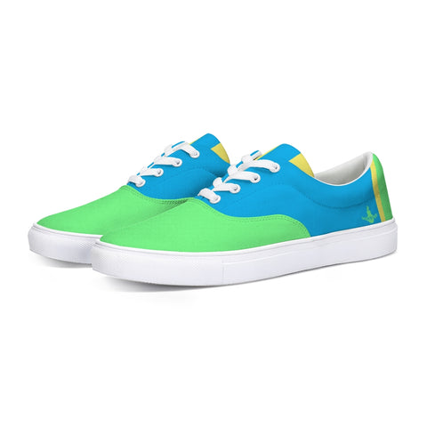 DBS Pride 4 Lace Up Canvas Shoe