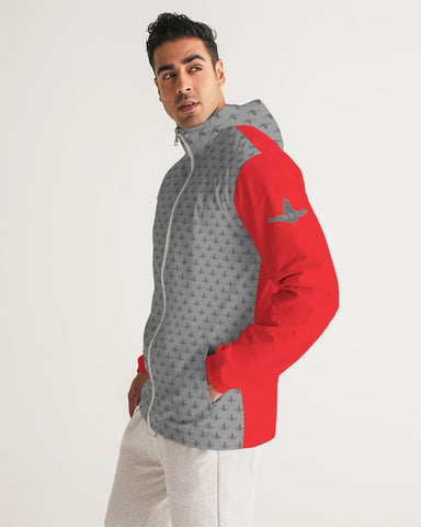 DBS LSP Grays Men's Windbreaker