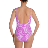 Paisley Magic Swimsuit 1
