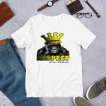 King's Respect T-SHIRTS - Designs By Sengbe