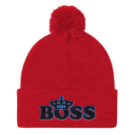 DBS Boss B&A Knit Cap - Designs By Sengbe