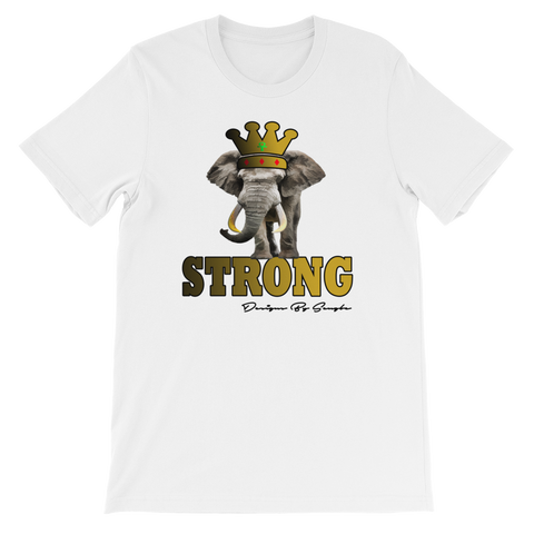 King Strong T-SHIRTS - Designs By Sengbe