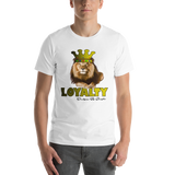 King's Loyalty T-SHIRTS - Designs By Sengbe