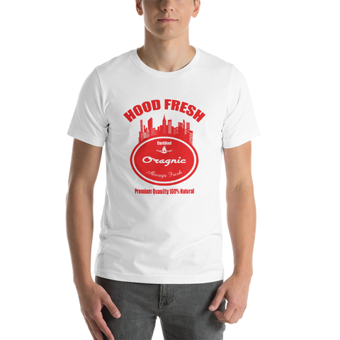 Hood Fresh Red T-Shirt
