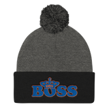 DBS Boss B&O Knit Cap - Designs By Sengbe