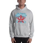 The Kingdom The Crown b&r ink Hoodie - Designs By Sengbe