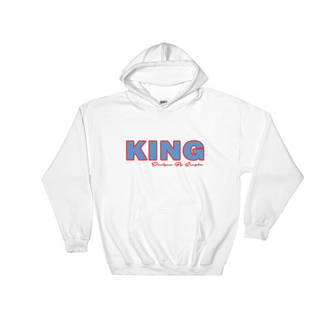 DBS KING 1 Hoodie - Designs By Sengbe