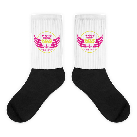 DBS Circle socks P&Y - Designs By Sengbe