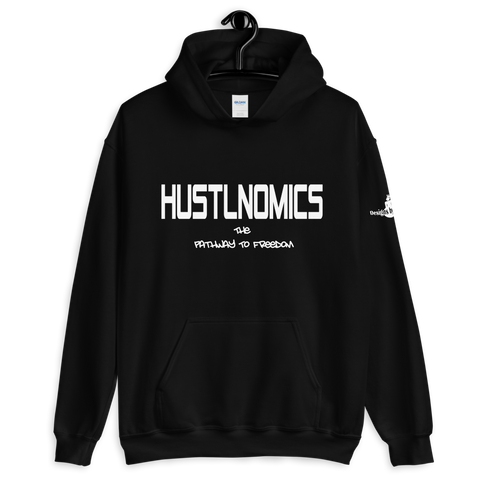 Hustlnomics The Pathway Hoodie