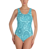 Paisley Magic Swimsuit 2