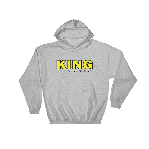 DBS KING 4 Hoodie - Designs By Sengbe