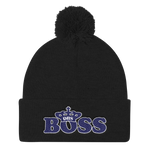 DBS Boss N&W Knit Cap - Designs By Sengbe