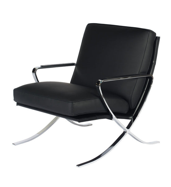Andre Leather Chair