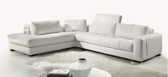 Herman Two Piece Leather Sectional