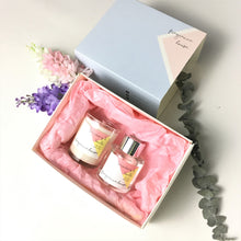 Load image into Gallery viewer, 迷你香薰禮品套裝 Mini Fragrance Gift Set • 50ml Diffuser + 68g Candle • 草莓與香草 | Strawberry & Vanilla