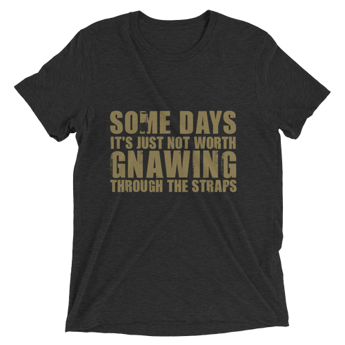 Gnawing Through The Straps Women's Short sleeve t-shirt